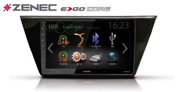 ZENEC E>GO Core Z-F2013 für VW Touran
