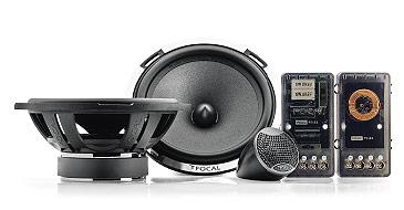 Lautsprecher Focal, Eton, Emphaser, Axton